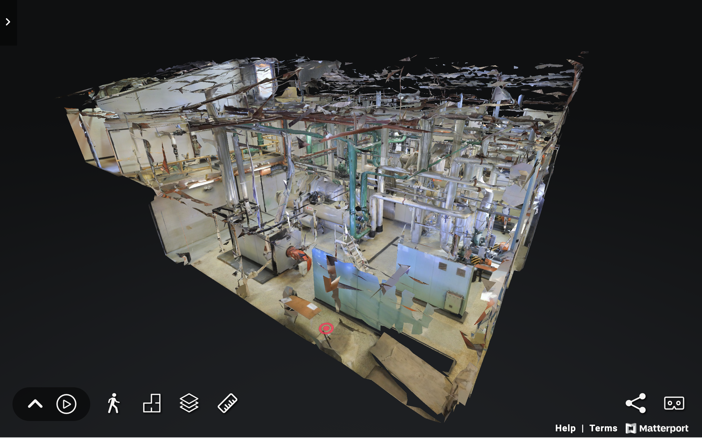 Virtual Site Visits with a 3D Tour