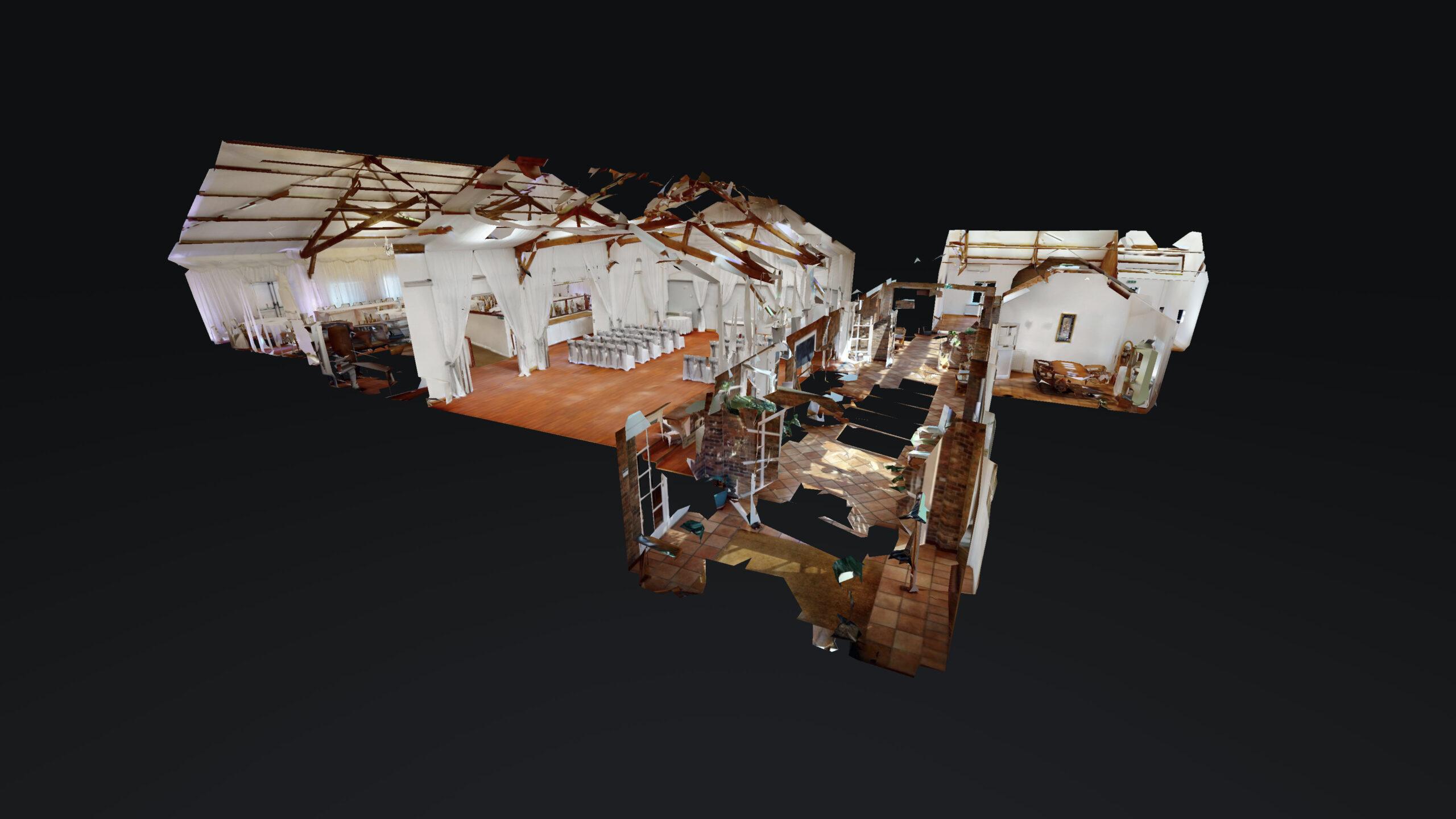 3D Virtual Venue Model