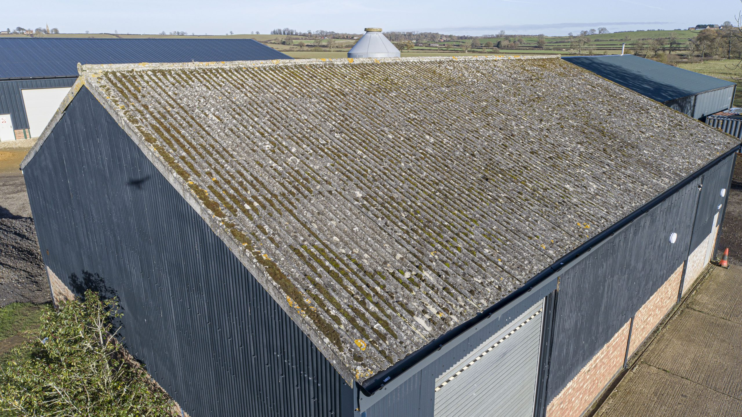 Aerial Photography Roof Inspections