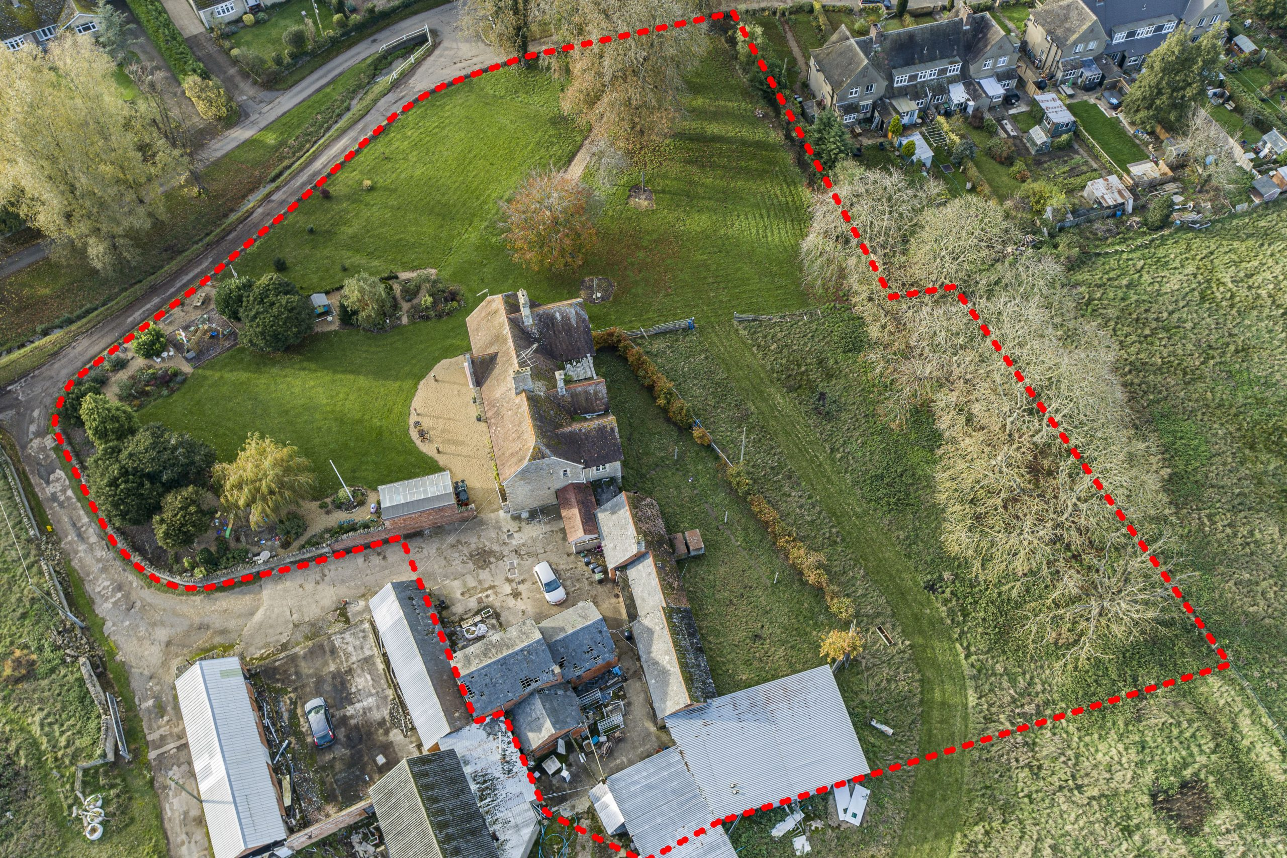 Aerial Photography for detailed site plans